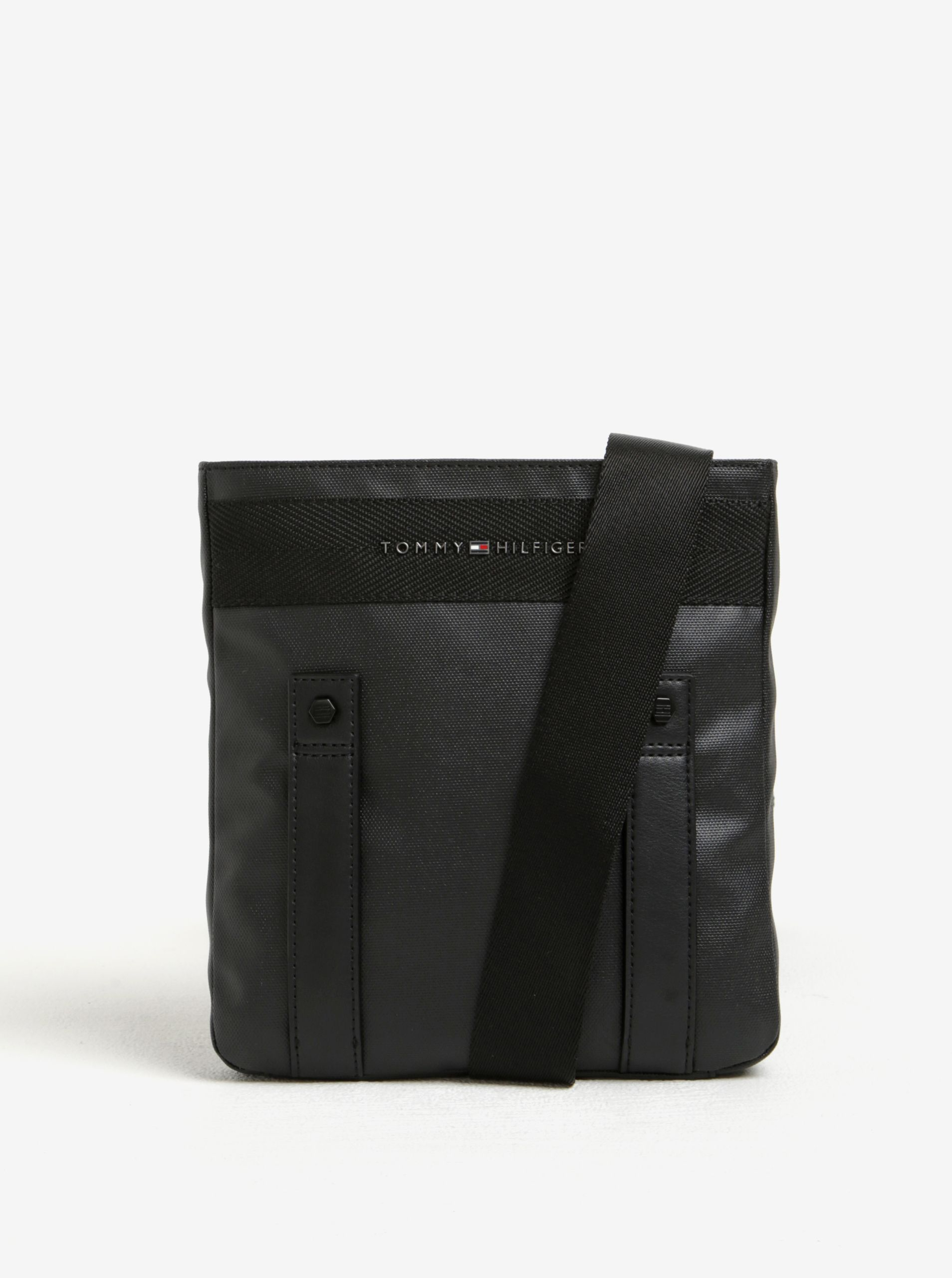 aff79544ed Tommy Hilfiger · Typ:pánská crossbody taška s nastavitelným popruhem  Barva:černá Zapínání