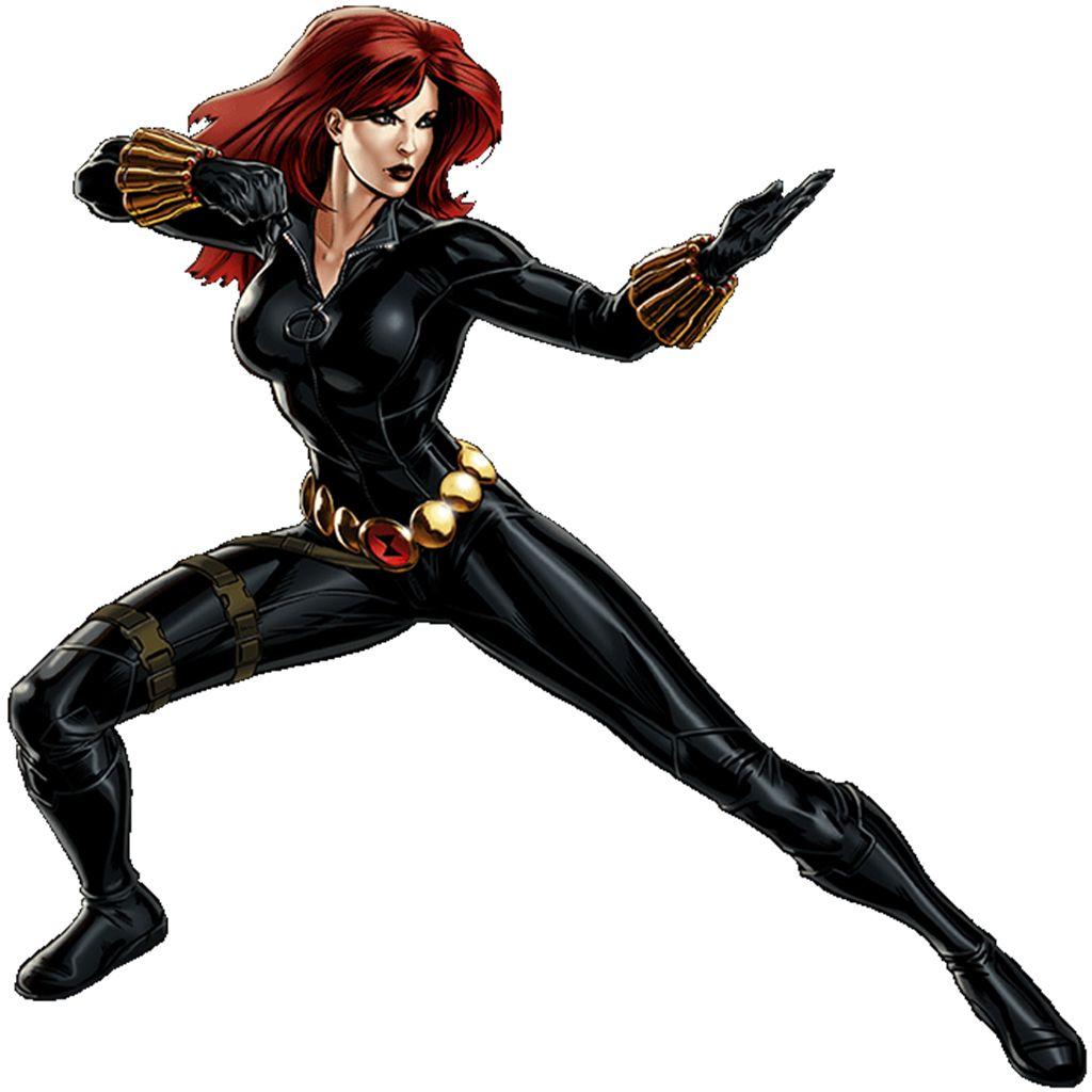 Black Widow Natalia Romanova Marvel Avengers Alliance