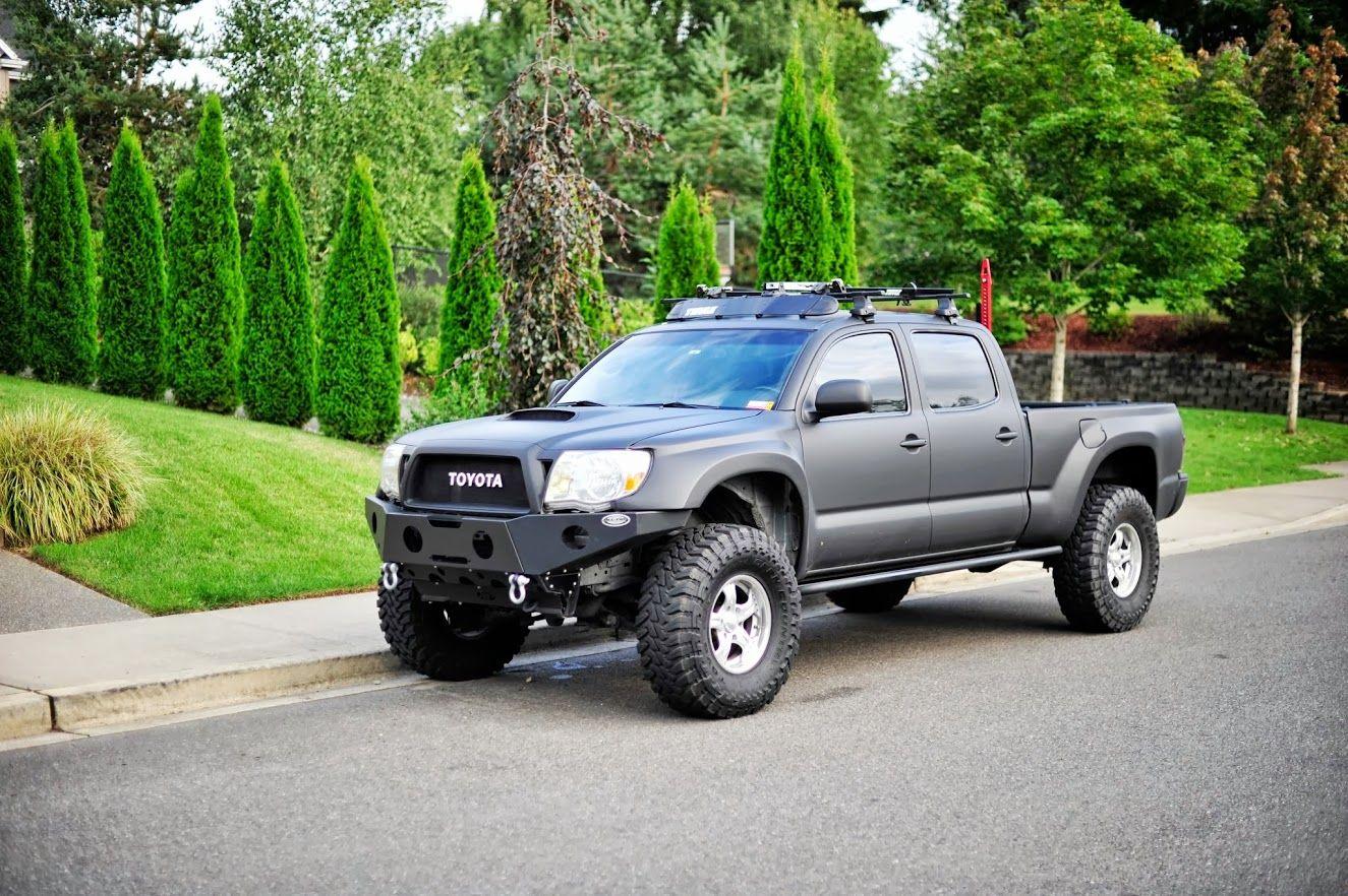 Greenhatter S Build Toyota Tacoma Tacoma Truck Toyota Trucks