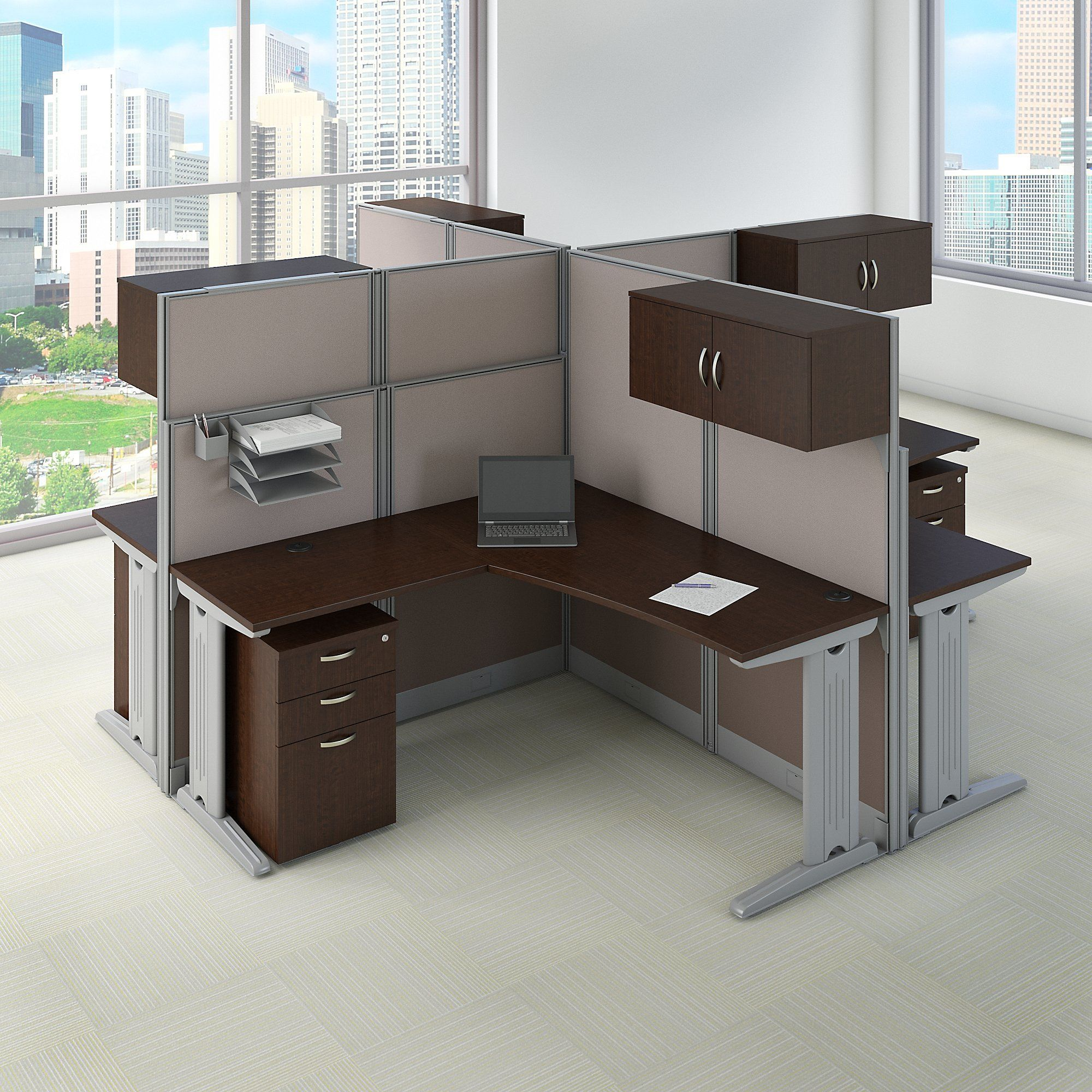 Pin On Stylish Cubicles And Office Workstations