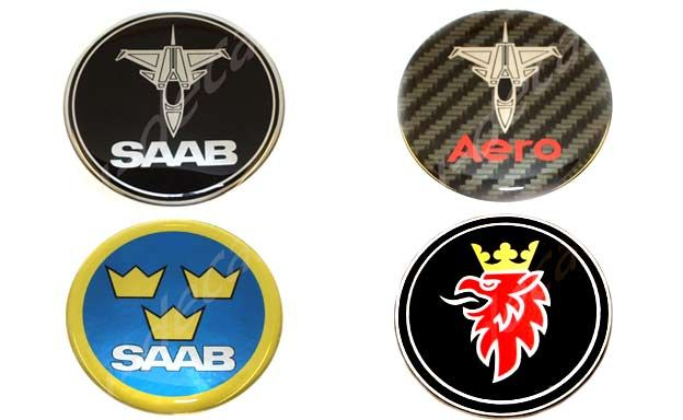 Saab Replacement Decal Stickers Saab Decals Stickers Stickers