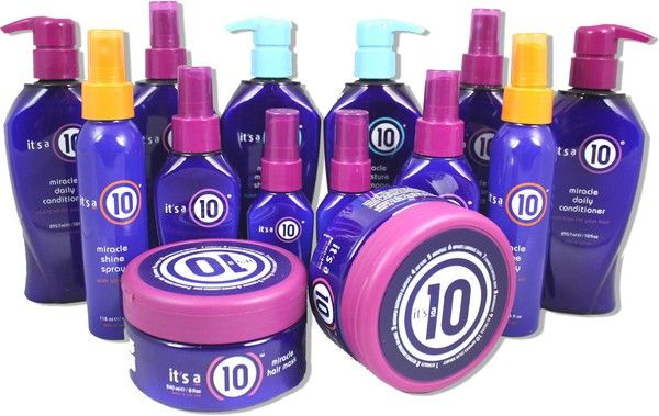 Its a 10 hair product. expensive but amazing!