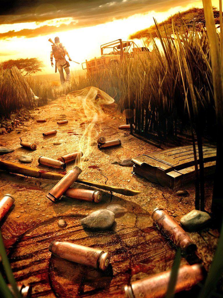 Far Cry 2 Poster Far Cry 2 Gaming Wallpapers Game Wallpaper Iphone