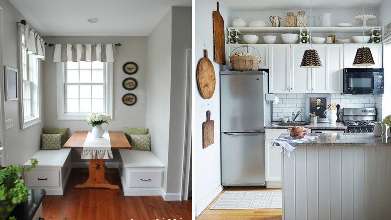 12 Kitchen Decor Ideas For Small Kitchens Beautiful Kitchen