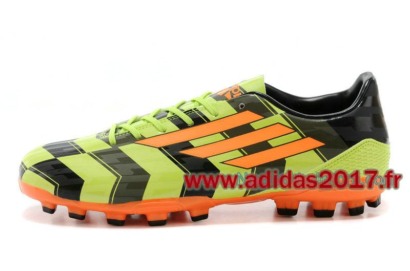Boutique Homme Adidas Soccer Launch AdiZero F50 Crazylight AG Messis Vert