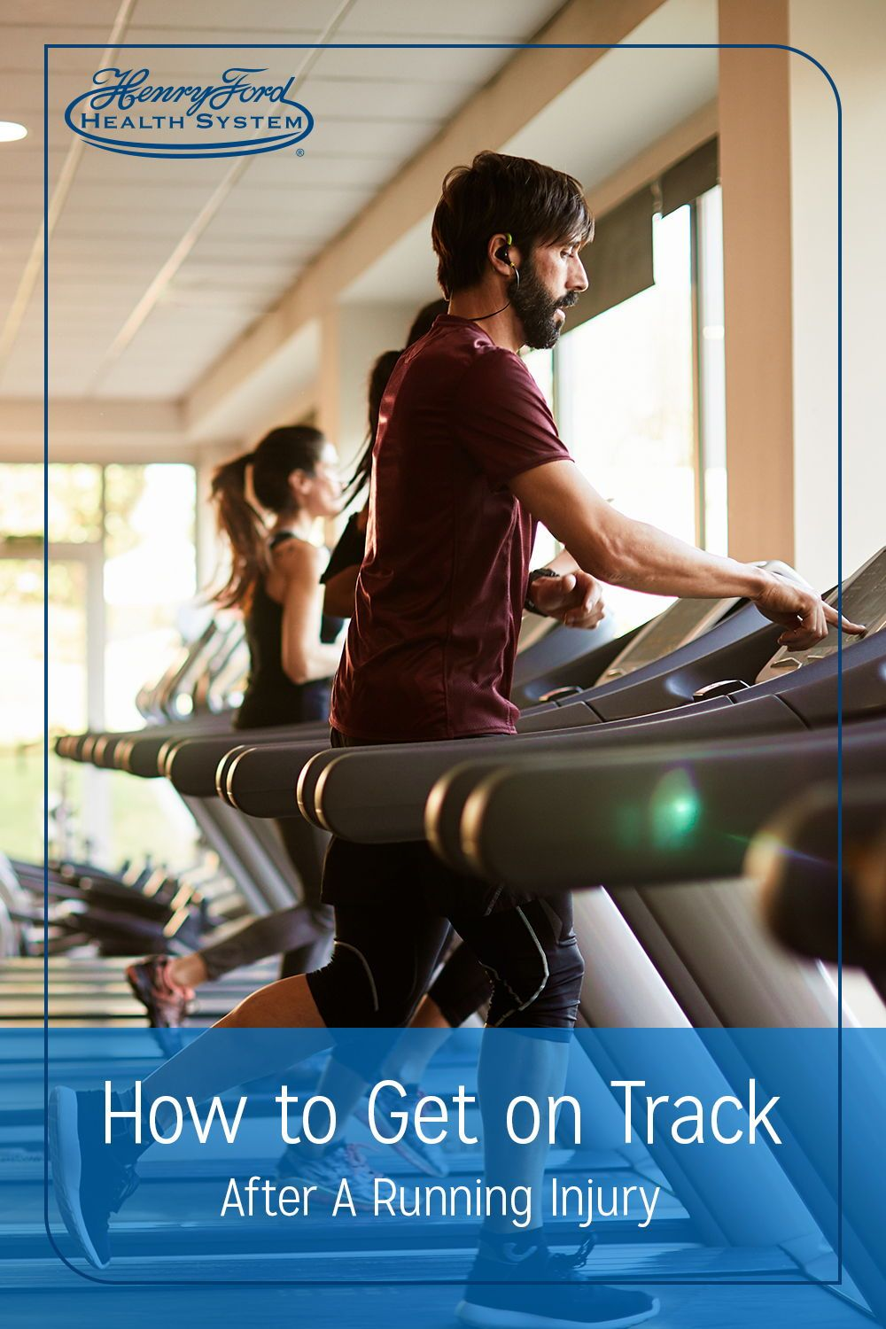 Fitness How To Get Back To Running After An Injury in