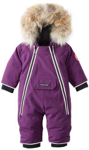 canada goose baby clothes
