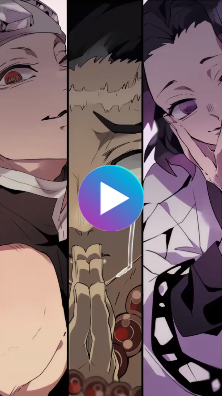 Kimetsu no Yaiba Pillars Live wallpaper. Demon Slayer Pillars
