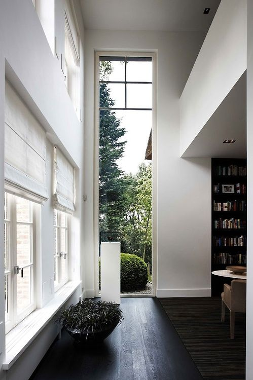 Large Double Volume Interior With Wooden Floors Via Www Murraymitchell Com Interior Architecture Design Interior Architecture Design