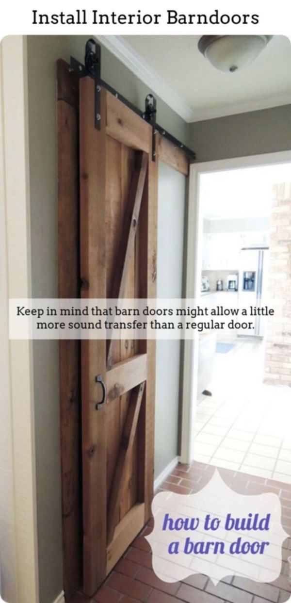 Barn Door Track System Sliding Closet Doors Hinged Interior 20181018 Not Just But Pinterest