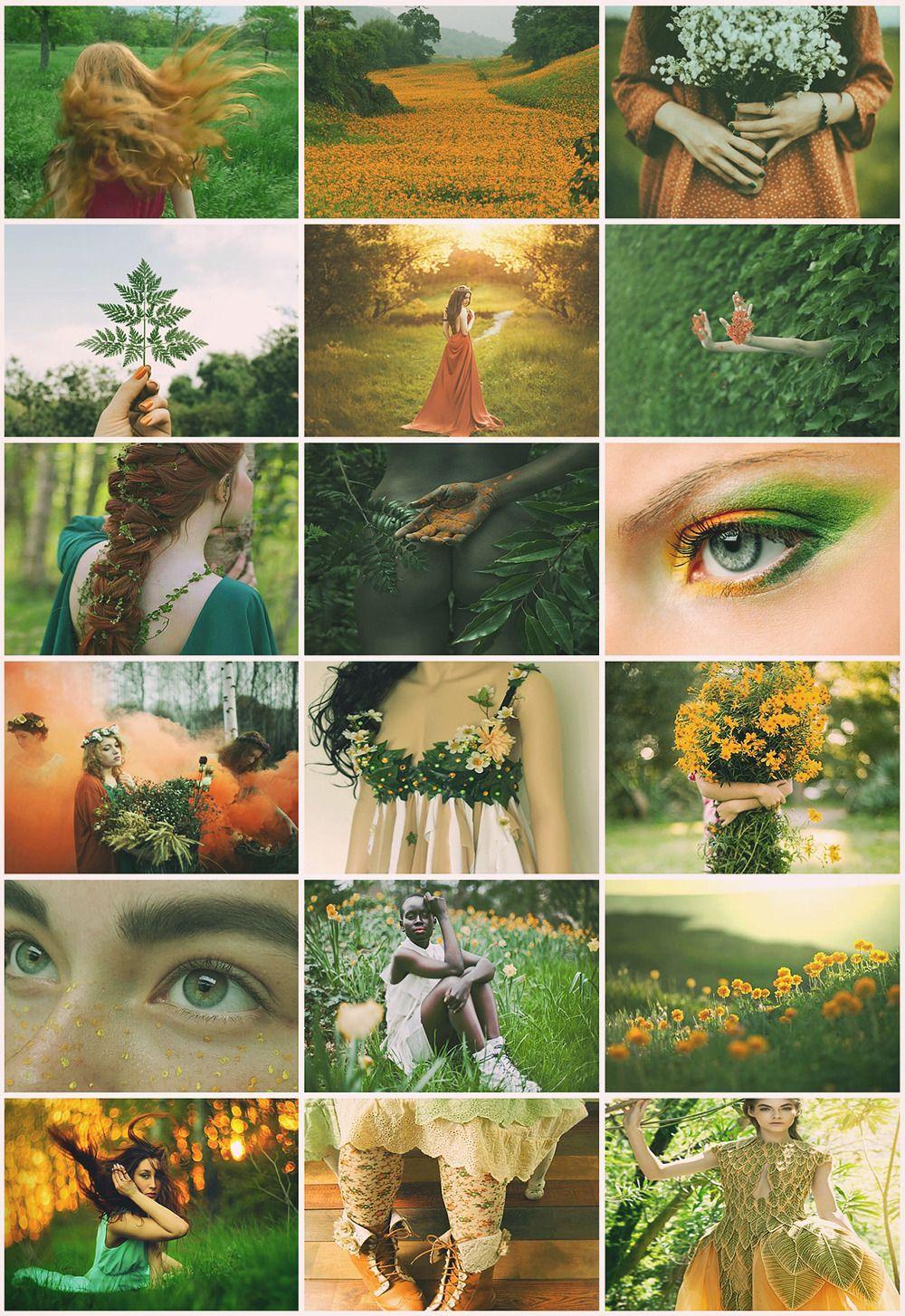 Glade Fairy aesthetic