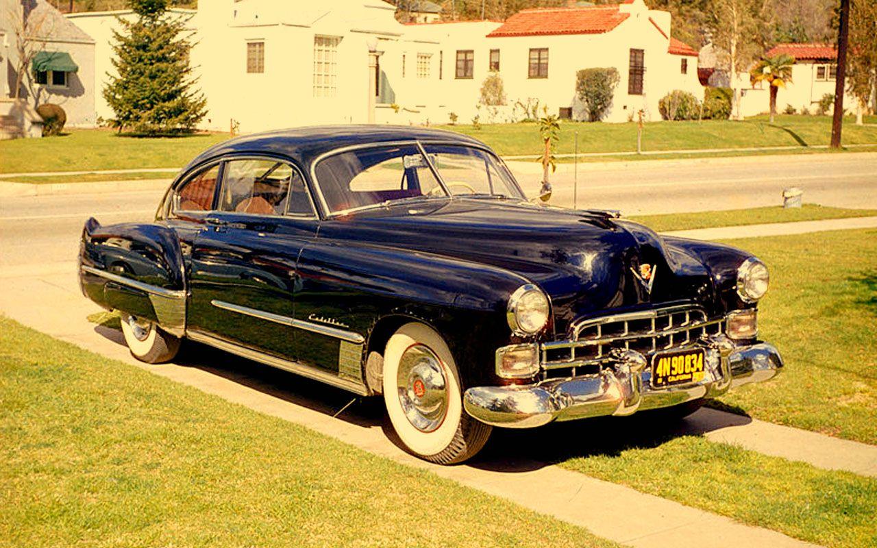 Old Photos Of The Old Cadillac Cadillac Car