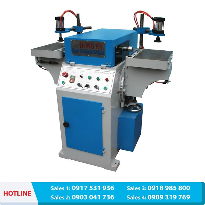 DOUBLE BIT OSCILLATION MORTISER - Hong Ky Manufacturing & Trading Co., Ltd