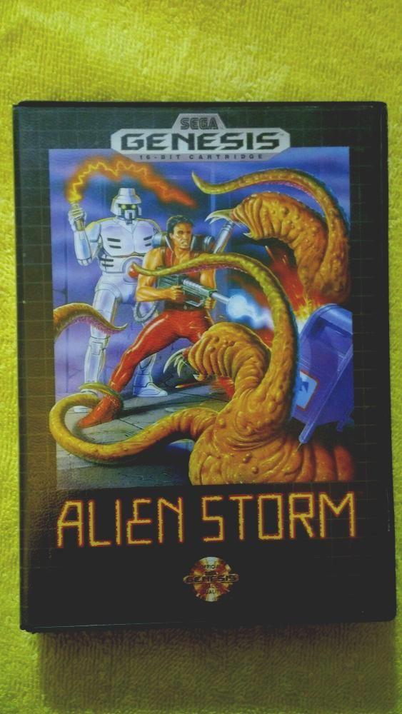 alien storm (#sega genesis)..  from $29.99
