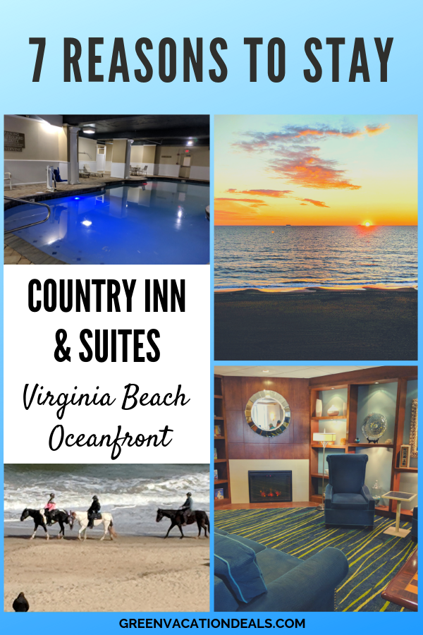 7 Reasons To Stay At Country Inn & Suites Virginia Beach