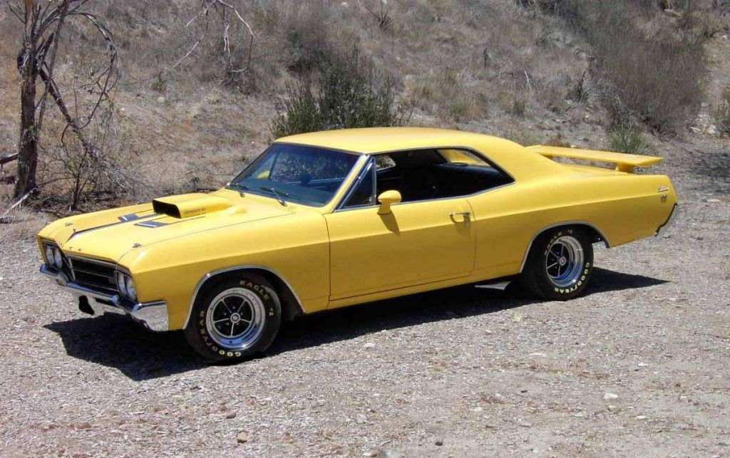 Top 10: Muscle Cars - Examples Of Why Hybrids Are Wussies | Buick ...