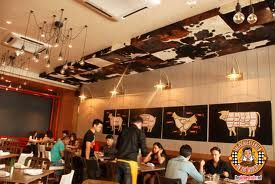 The Pickiest Eater In The World Right On Cue Modern Barbecue Bbq Restaurant Restaurant Decor Barbecue Restaurant
