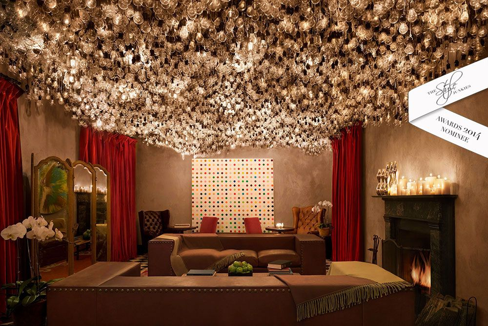 Gramercy Park Hotel, New York, Nominee The Style Junkies