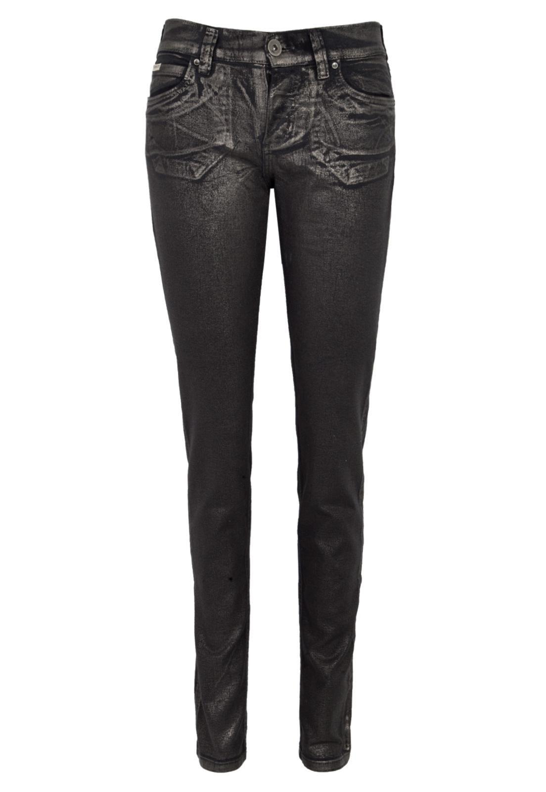 24326a0a5 Calça Jeans Colcci Fatima Skinny Tingida Preta - Compre Agora | Dafiti  Brasil