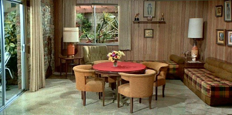 brady bunch home interior - Google Search #bradybunchhouse