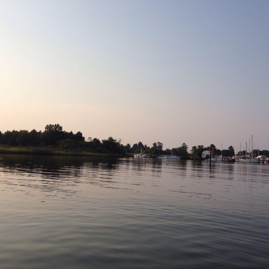 Kayaking in Va