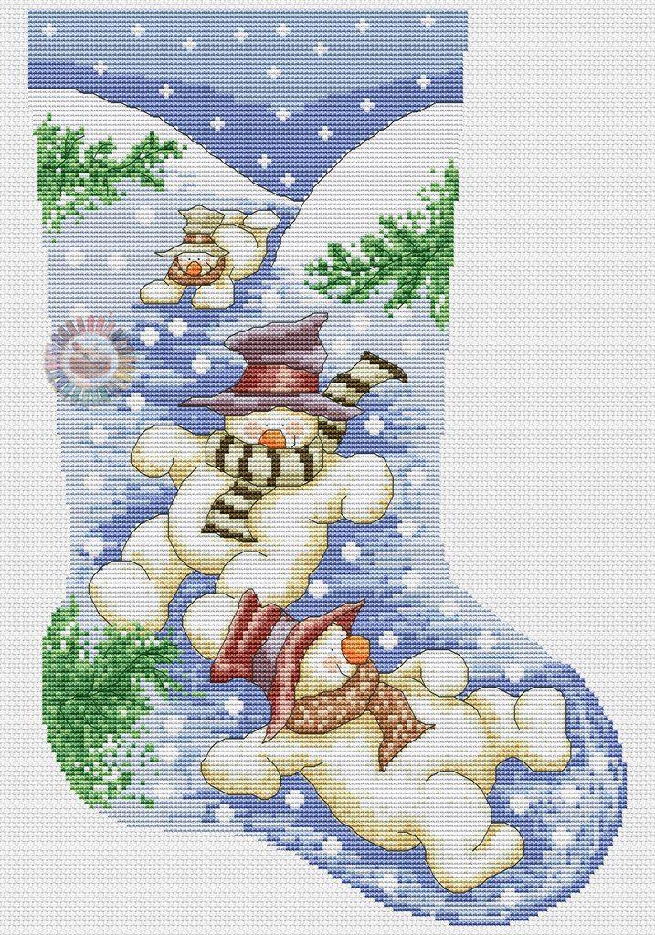 cross stitch stocking cross stitch kits cross stitch patterns christmas charts christmas