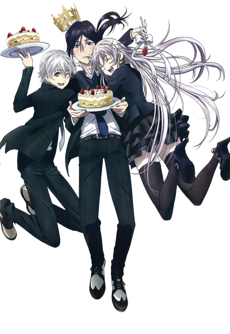 K Project Png by bloomsama K project anime, K project, Anime