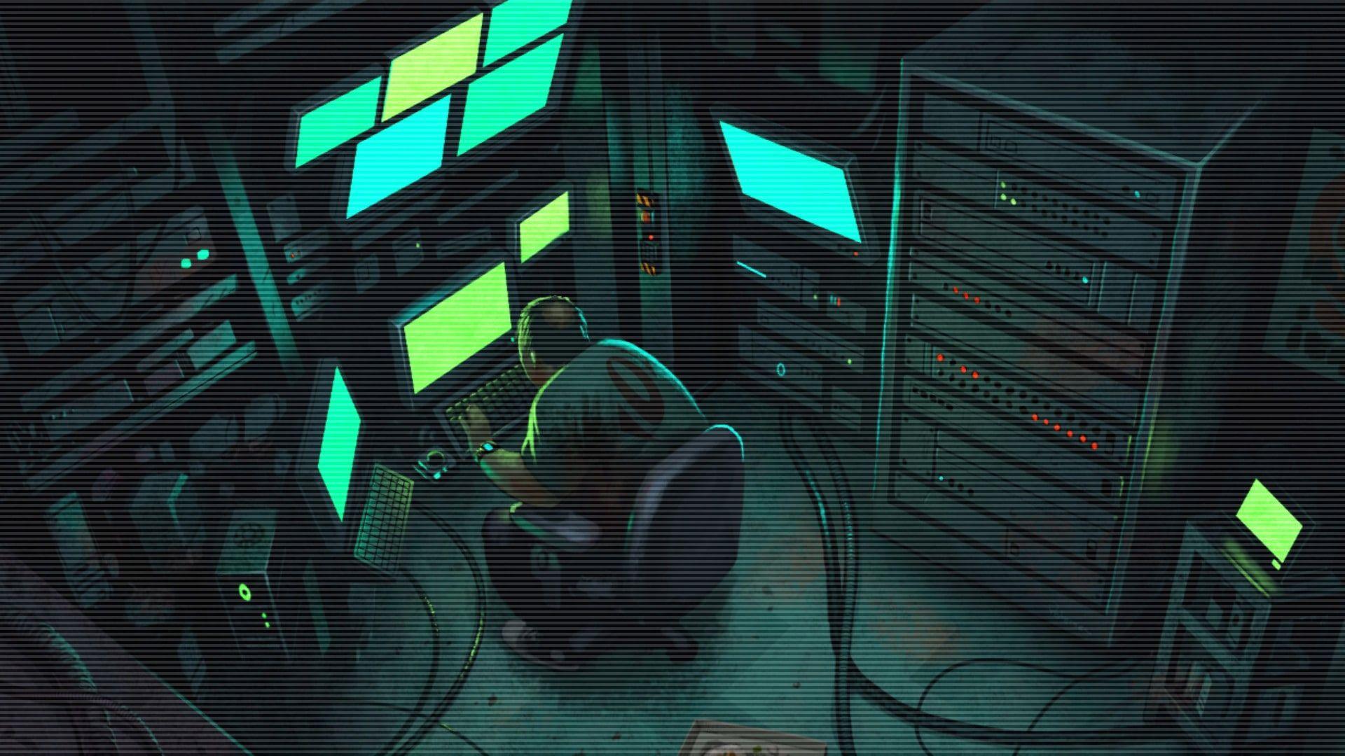 Hacking Computer 1080p Wallpaper Hdwallpaper Desktop