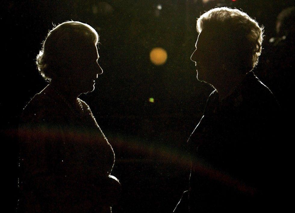 The queen en Margaret Thatcher (1925 – 2013) :: nrc.nl
