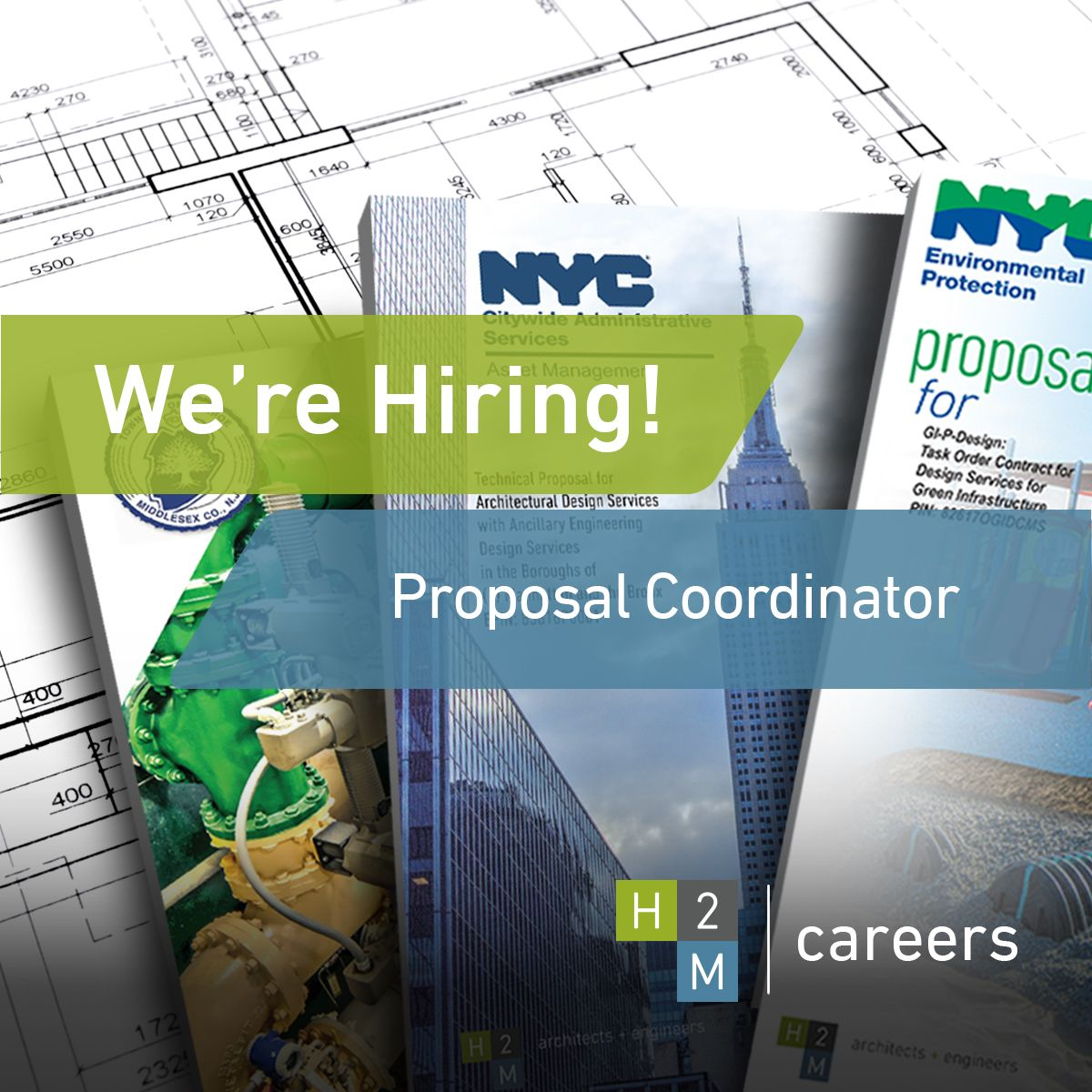 WeRe Hiring Proposal Coordinator With  Years Of Experience