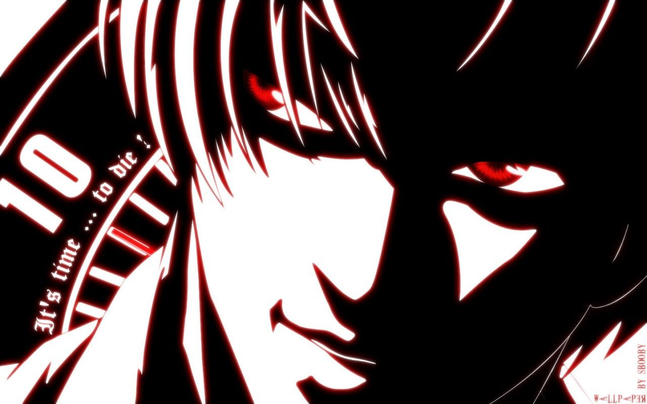 Google themes death note -  Once You Look Around You You Wonder Would You Do If Society A Service By Getting Rid Of All These People Light Yagami Death Note