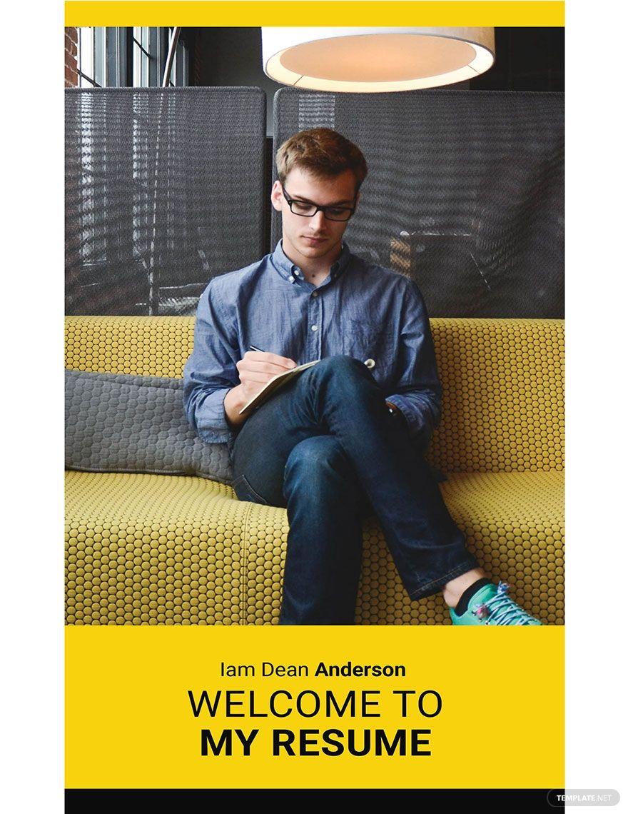 Free professional web developer resume web developer