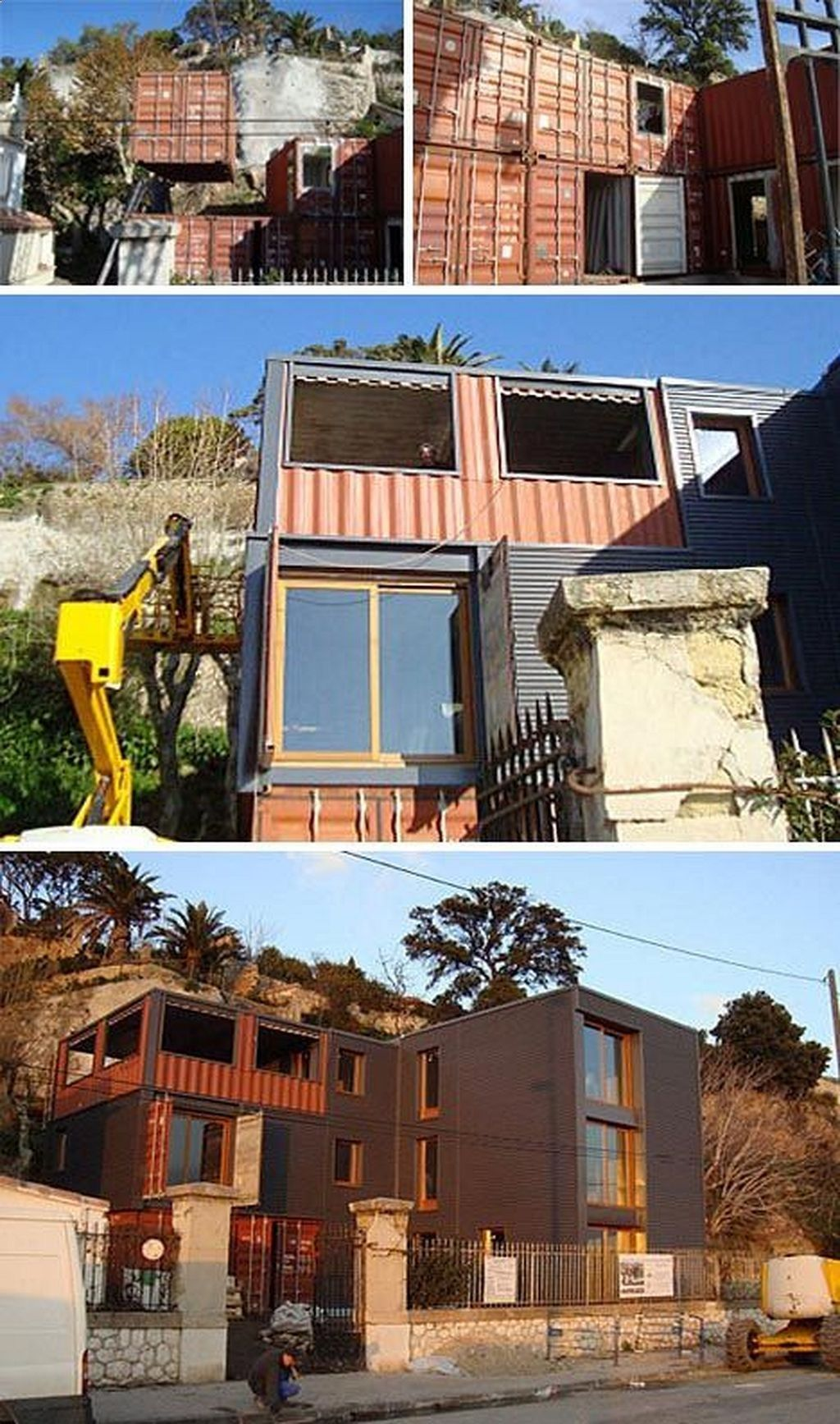 Container House - Awesome Ideas You Can Learn About Shipping ...
