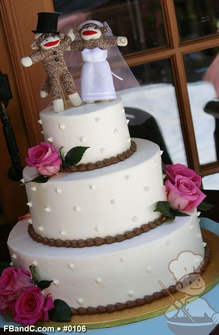 Design W 0106 | Butter Cream Wedding Cake | 14\