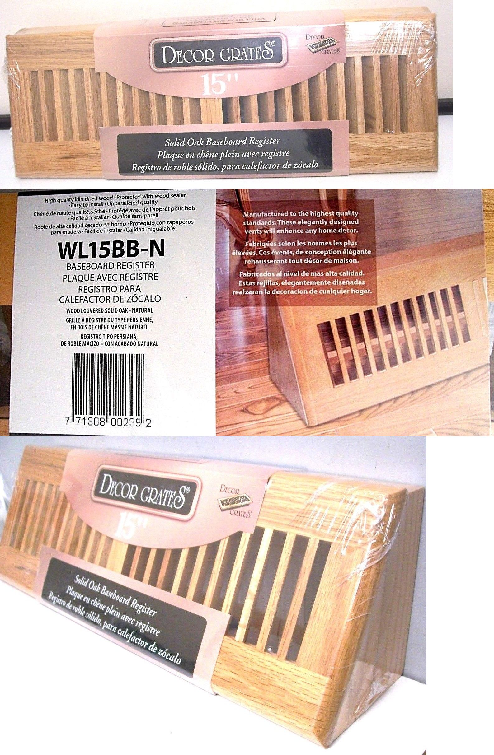 Andirons Grates and Firedogs 79648: Nip Solid Natural Oak