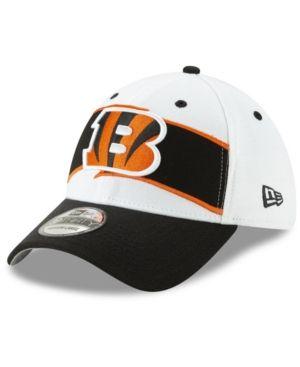 3bcf9c80042 New Era Cincinnati Bengals Thanksgiving 39THIRTY Cap - Black L XL ...