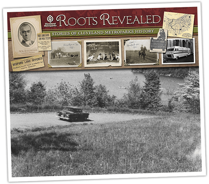 """The new Cleveland Metroparks History Blog """"Roots Revealed!"""""""