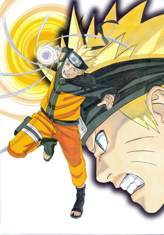 Uzumaki Naruto Full 2010993 Jpg 3278 4680 Anime Naruto Manga Desenho De Ninja