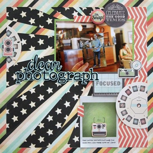Layout using the Memories Captured collection by Fancypantsdesigns.com