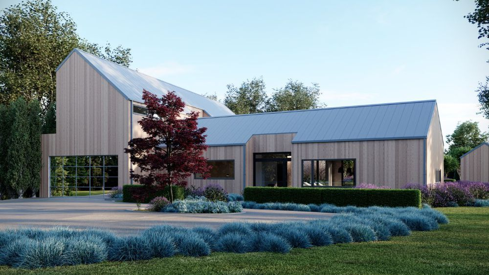 Best New Contemporary Construction In Amagansett Listed For 5M 400 x 300