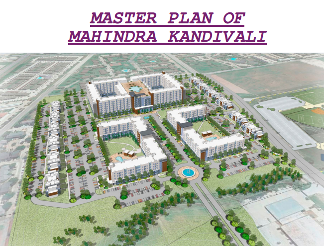 #MahindraKandivali is an upcoming #realestate project in #Mumbai which is having varieties of apartments for live a luxurious life.Mahindra Kandivali is offering 2/3 #BHK living apartments with all the  #Modernamenities.