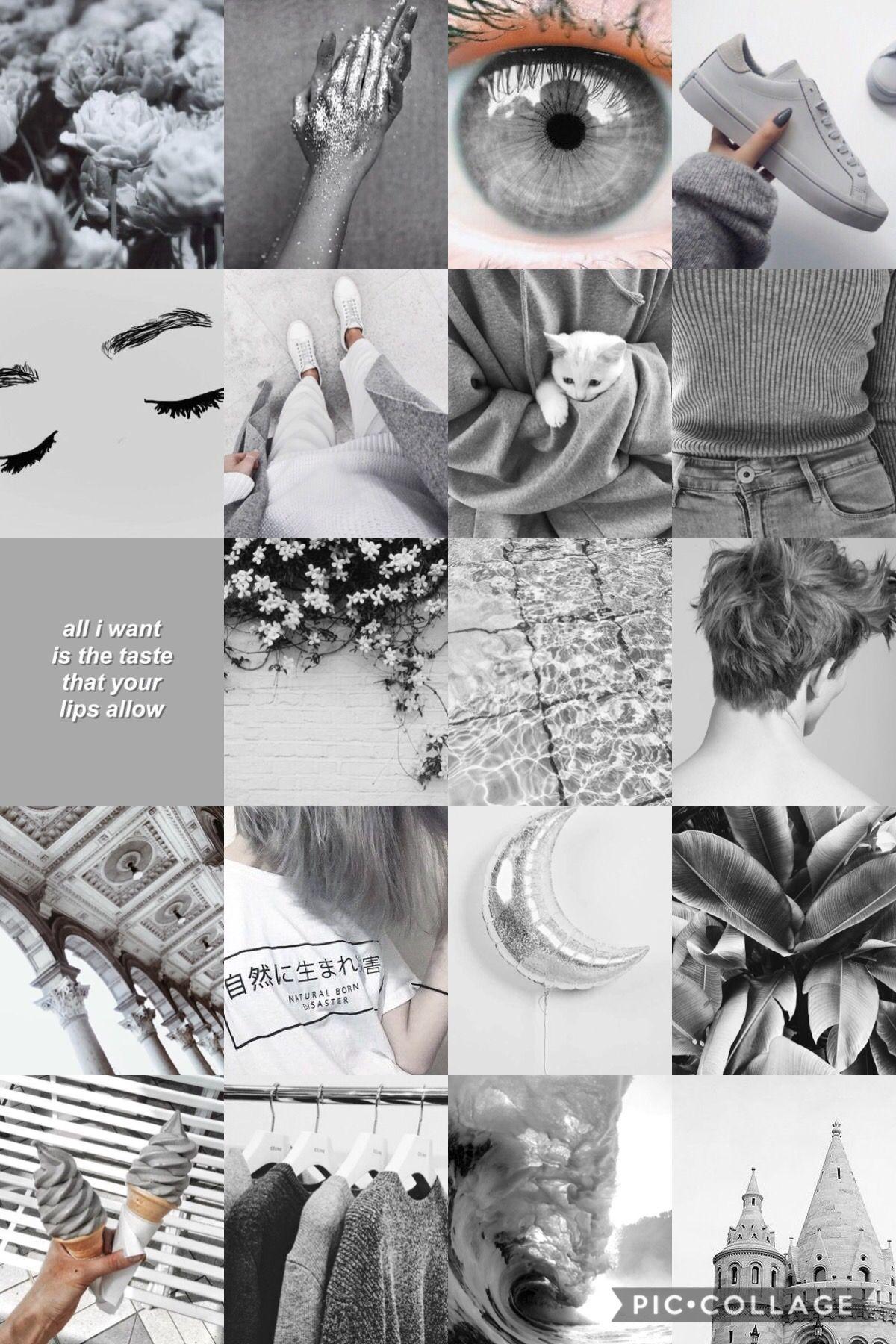 Grey Aesthetic Gray Aesthetic Black Aesthetic Wallpaper Iphone Background