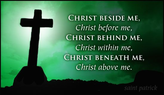 Image result for saint patrick quotes