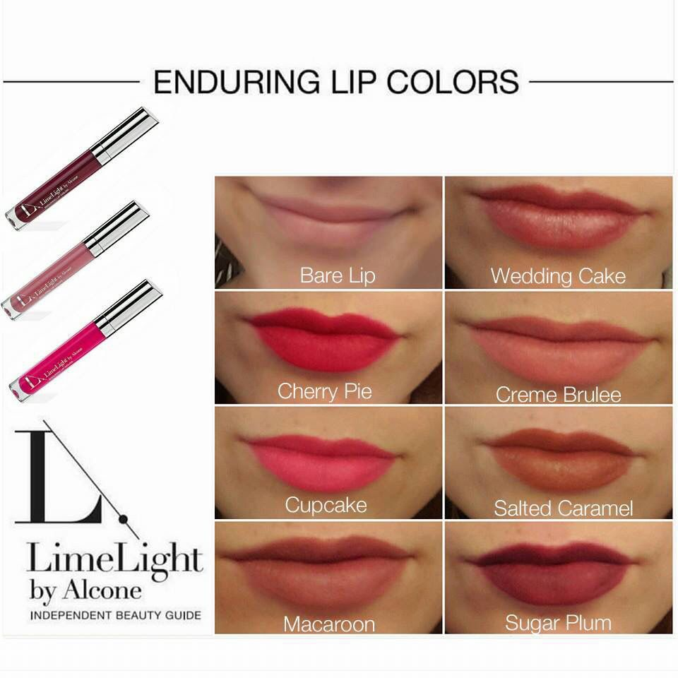 Our enduring lip colors go on so smooth and last for hours