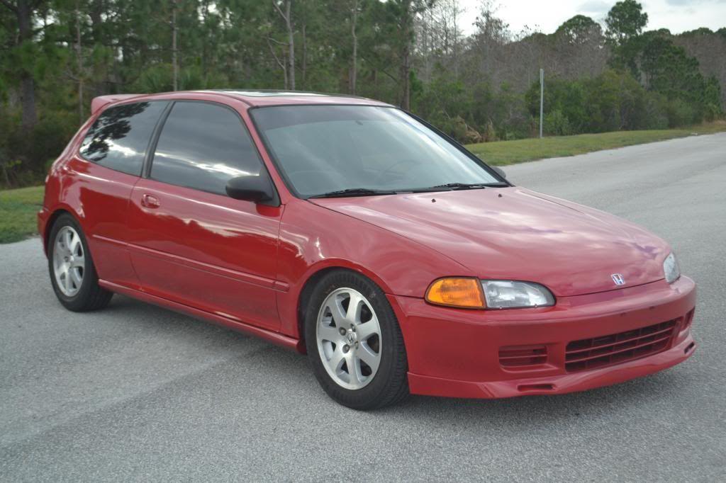 1993 honda civic si hatchback engine
