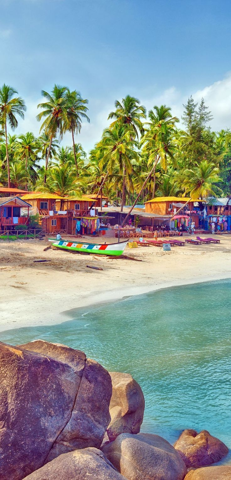 Beautiful Goa province beach in India | Your Complete Travel Guide to India