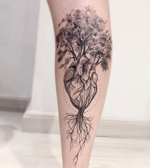 Photo of Tree of Life Tattoo – InkStyleMag
