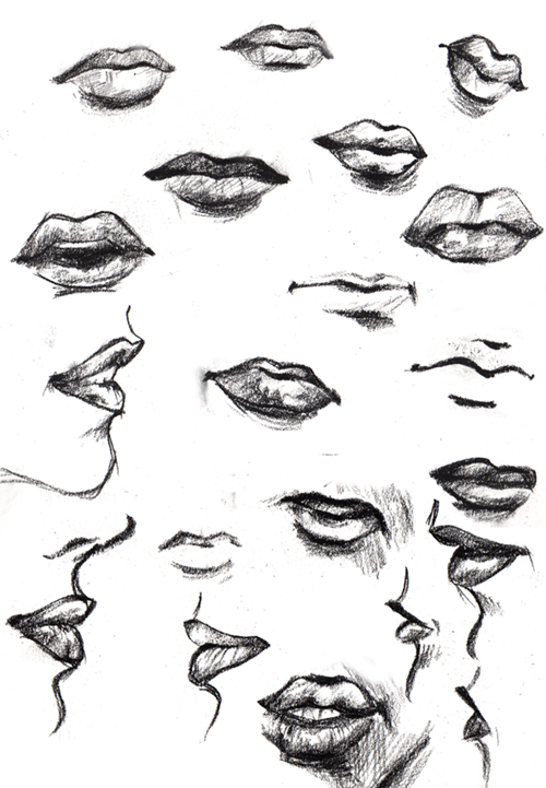 How to draw comic book faces google zoeken pinteres for How to draw cute lips