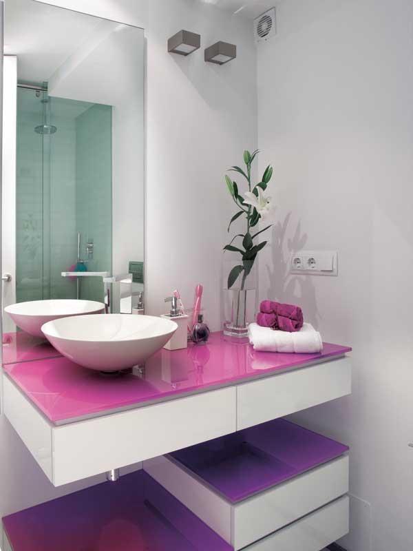 Ambientes de la casa | Baños, Rosas y Baño