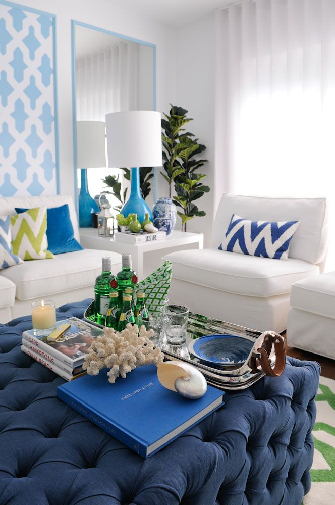 Bright & breezy in Portugal I have been a long time admirer of Portuguese Interior Designer Maria Barros. I love her confident use of bright colours and unexpected combinations. She has a fearless app